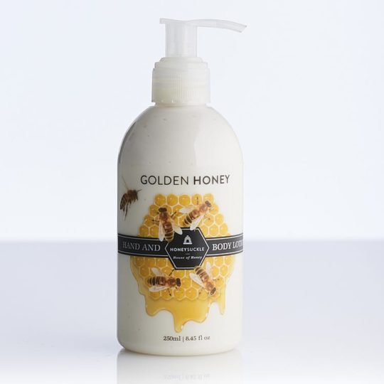 Golden Honey Hand & Body Lotion 250ml