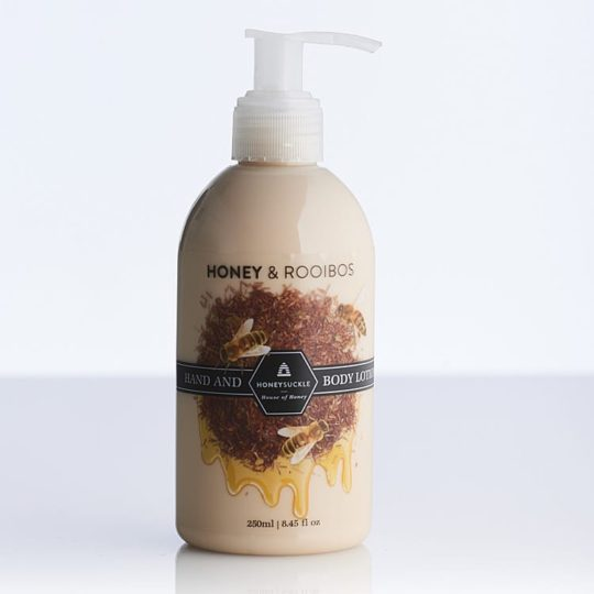 Honey & Rooibos Hand & Body Lotion 250ml