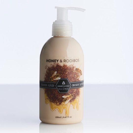 Honey & Rooibos Hand & Body Lotion 250ml