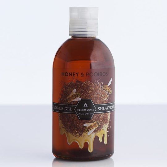 Honey & Rooibos Shower Gel 250ml