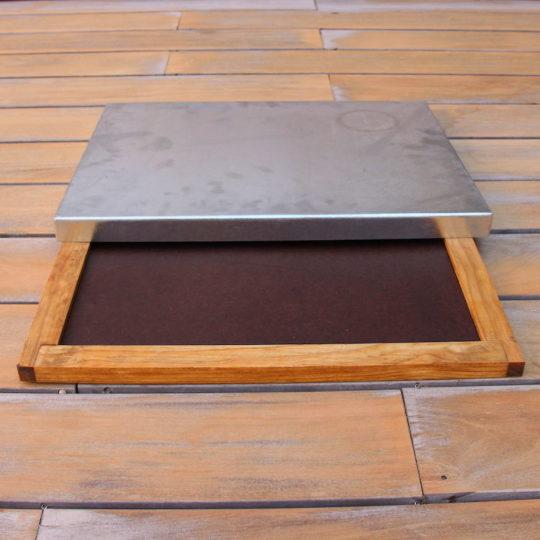 Inner & outer lids beekeeping equipment
