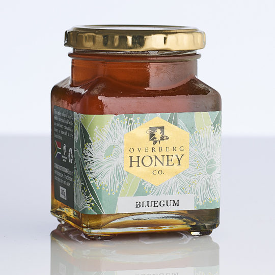 Raw bluegum honey