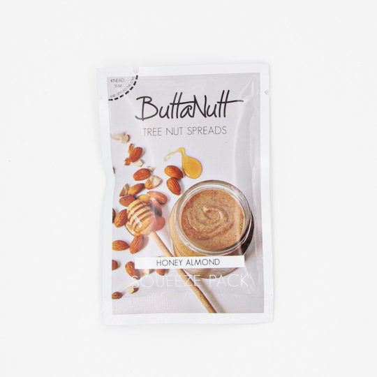 ButtaNutt honey almond spread