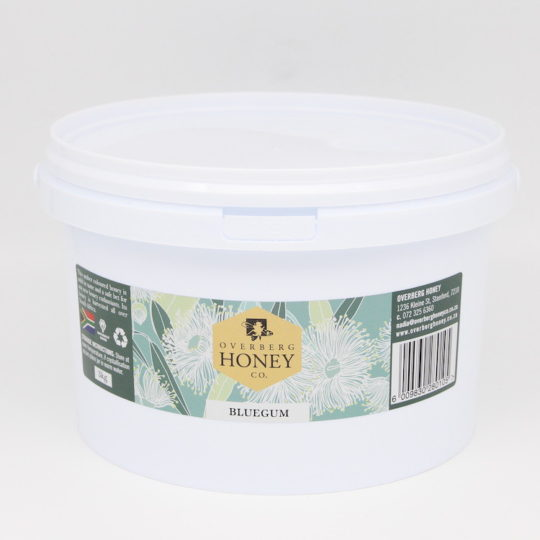 Raw bluegum honey 3kg