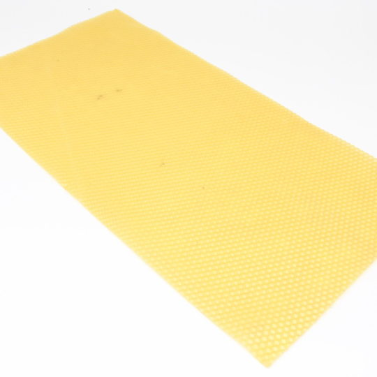 Beekeeping equipment wax sheet